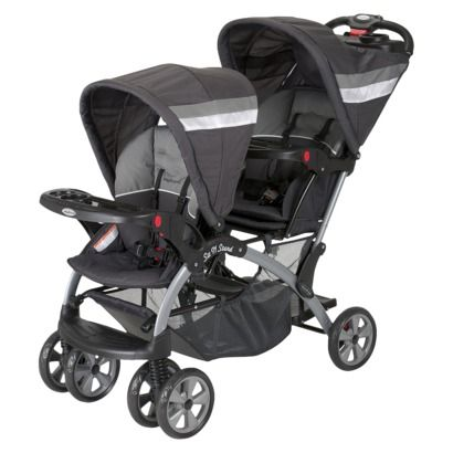 Baby Trend Sit N Stand Double - Liberty