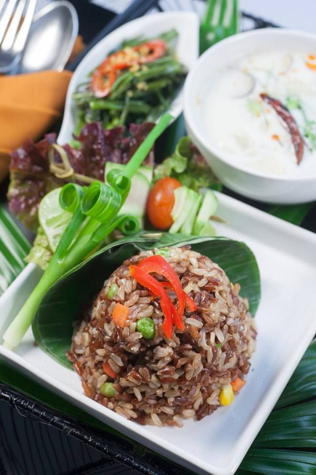 yummy with thai food