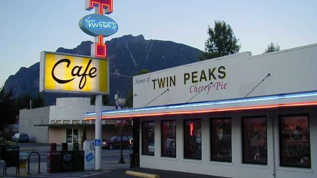 Twede's Cafe (Double R Diner Twin Peaks Filming Location)
