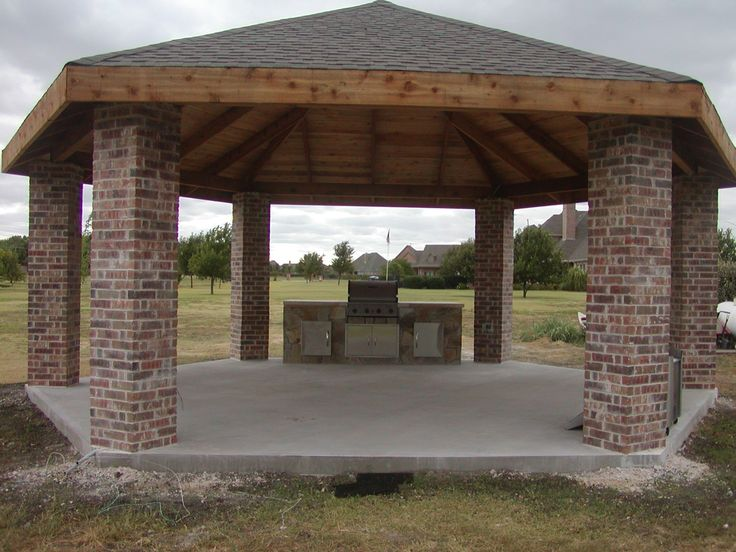 Inspiratif Large Gazebo Plans Ideas | New Home Design Trends
