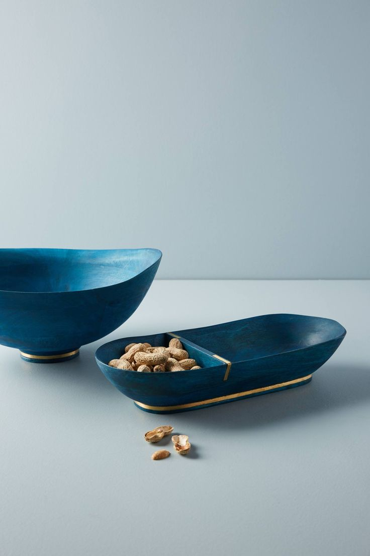 wooden serving platters from Anthro