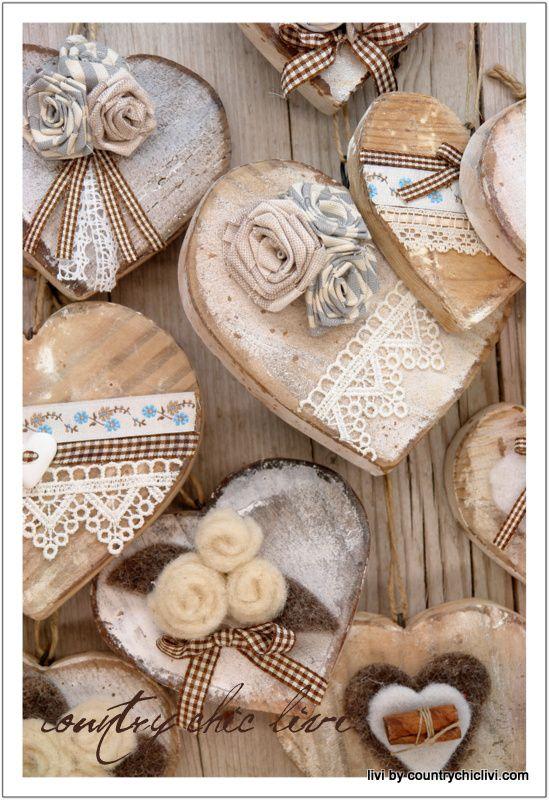 beautiful paper heart craft