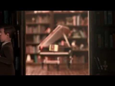 No Dia Nacional do Livro Infantil, um vídeo que nos lembra que nos livros podemos encontrar a fonte da juventude. 'Os fantásticos livros voadores do Sr. Morris Lessmore'  foi o Vencedor do Óscar 2012 para filme de animação, curta metragem