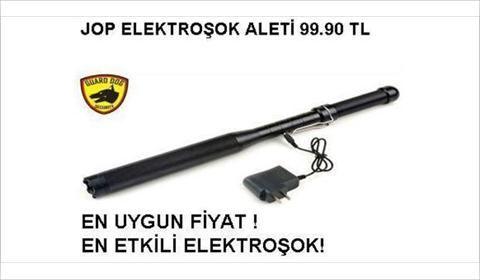 Jop Elektro Şok Aleti 99.90TL 460mm