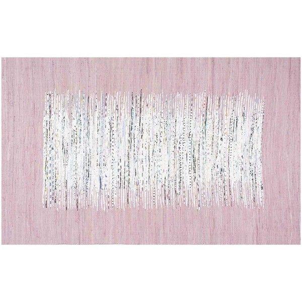 nuLOOM Madison Tasha Framed Rug ($232) ❤ liked on Polyvore featuring home, rugs, purple, cotton flatweave rug, cotton rugs, hand woven area rugs, flatweave rugs and nuloom area rugs