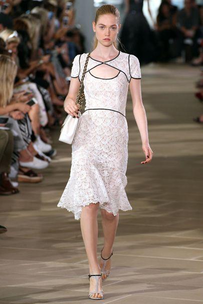 Monique Lhuillier New York Spring/Summer 2017 Ready-To-Wear Collection | British…