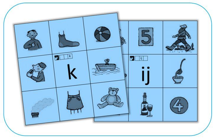 De werking van de kaarten is reeds gekend. Wanneer je de antwoorden op de achterkant aanbrengt kunnen de leerlingen de oefening zelfstandig uitvoeren.