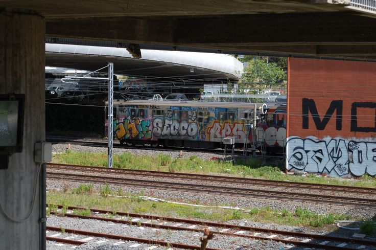 #trainstation #garbatella