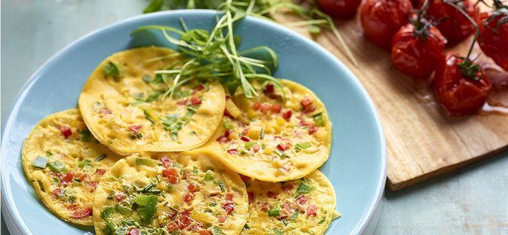 Inspiratie voor een omelet