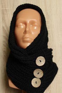 knitting, druty, otulacz, infinity scarf, Merino Gold, handmade by Kassy