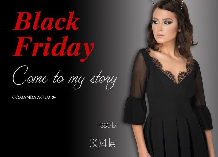 Reduceri irezistibile pentru rochiile Love Love de Black Friday!