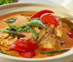 Resep Masakan Gulai Kepala Ikan Kakap khas Padang | Sajianku