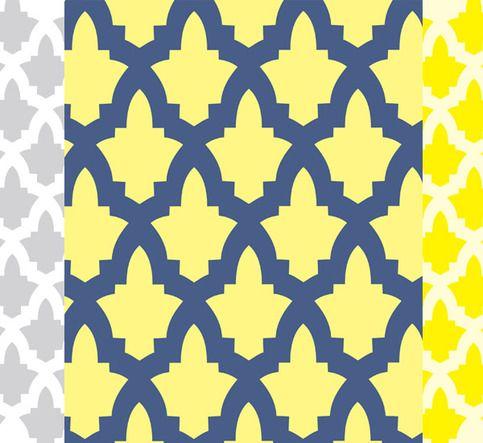 quatrefoil stencil   beautiful quatrefoil moroccan inspired modern 3    Quatrefoil Pattern Stencil