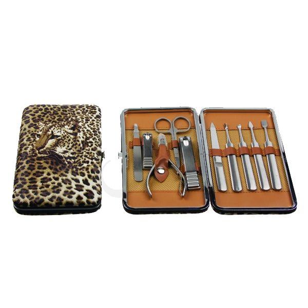 Manicureset Luipaard – Nagelfabriek