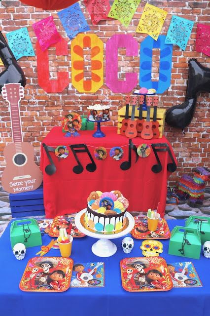 Fiesta Temática de Coco – Disney, decoracion para cumpleaños tematico de coco, fiesta de cumpleños de coco disney, , adornos para fiesta de coco, centros de mesa de coco diseney, piñata de coco para fiesta, disfraz de coco de disney para fiesta de cumpleaños, cupcakes personalizados de coco disney, pasteles de coco, mesa de postres para fiesta de coco, invitaciones para fiesta de coco, coco theme birthday party, decoration for themed coco birthday #fiestadecocodisney #birthdaypartycoco