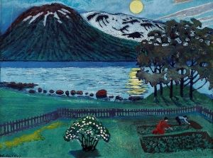 May Moon - Nicolai Astrup