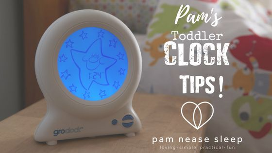 When & How to Introduce a Toddler Clock