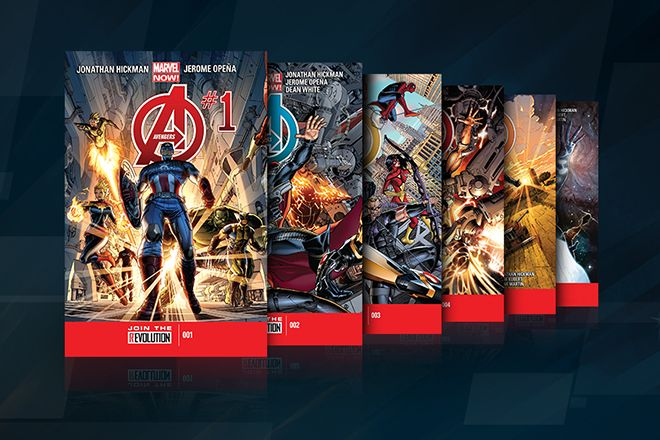 [VIDEO] You Can Now Pay 99 Cents to Read 15,000 Marvel Comics Online—For the next week; Hurry!