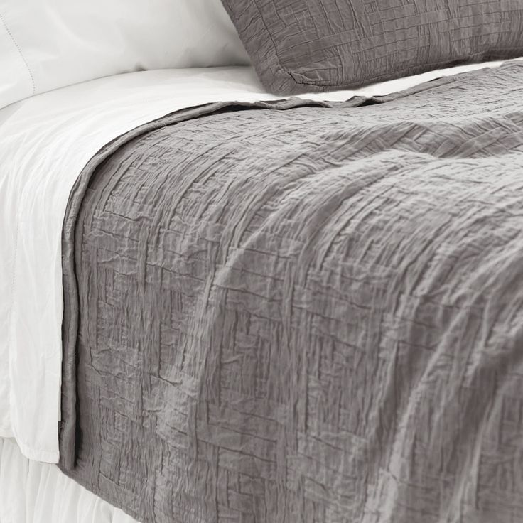 Pine Cone Hill Baja Matelasse Coverlet Collection