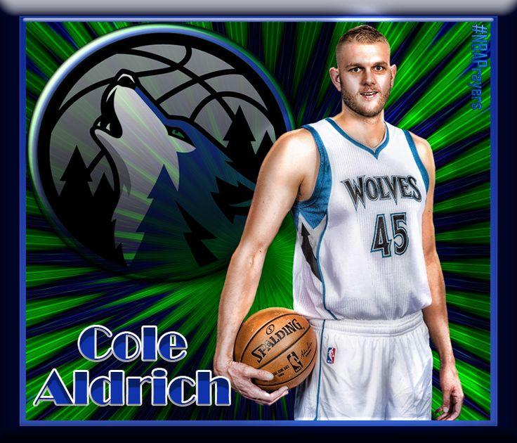 NBA Player Edit - Cole Aldrich