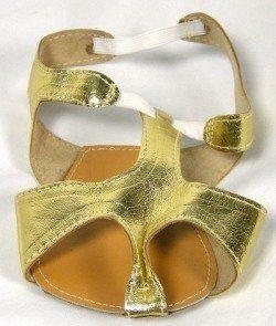 Belly Dance Dancing Women Dancer Shoes 1 Pair – GOLD