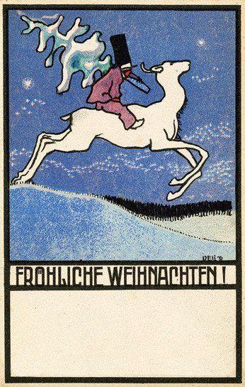 Holiday Cards by Wiener Werkstätte | Neue Galerie Design Shop & Book Store