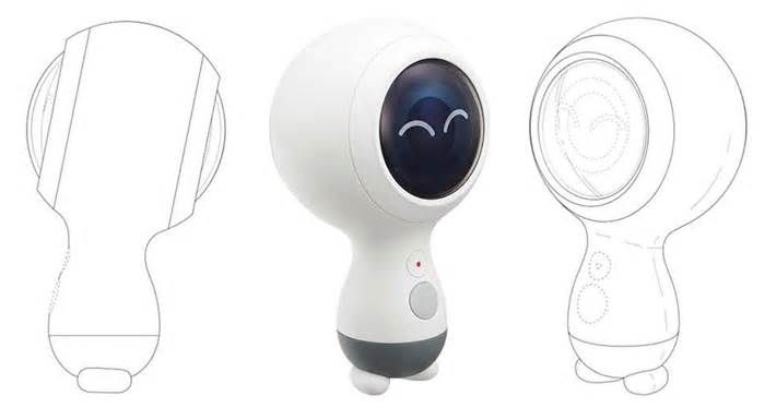 New Samsung Product Leak Proves Its Commitment To 360 Video Samsung's updating it's much-loved 360 degree camera, the Gear 360, again for 2018, according to Korean Intellectual Property office filings discovered by LetsGoDigital. For me, the interesting thing here is that Samsung's refreshing this camera ...