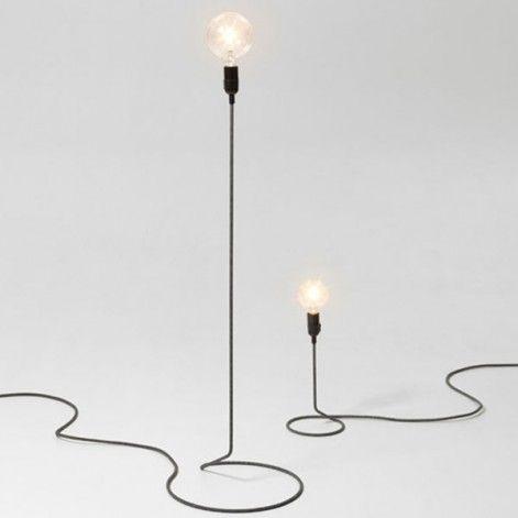 Design House Stockholm Cord floor lamp €270 bij flinders