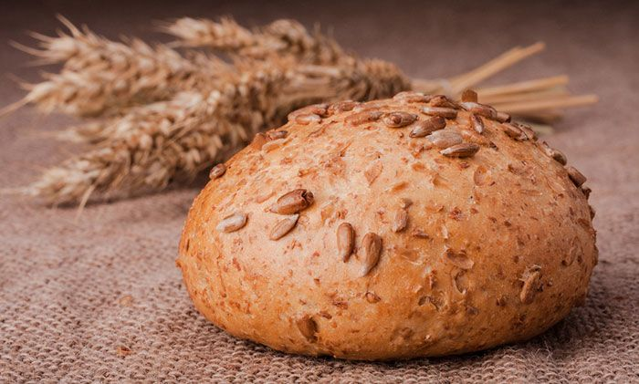Bake a tasty, medieval bread with this recipe using barley along with honey, ale, yeast, wholemeal flour, water and olive oil.