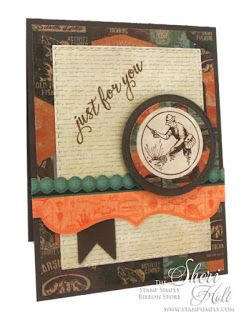 MY SHERI CARDS: The Stamp Simply Ribbon Store - Kaisercraft Outdoor Trail with…