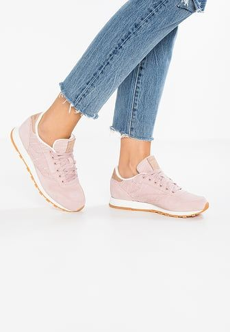 9b5cc0432661b Sneakers laag Reebok Classic PRINCESS - Sneakers laag - shell pink grey white  roze