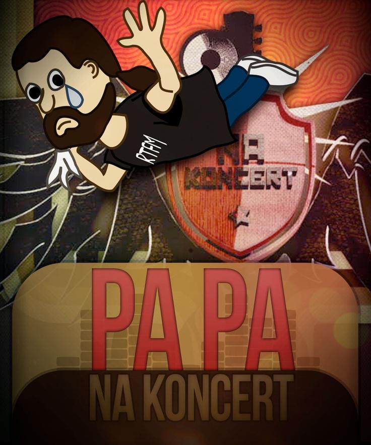Pa Pa Na Koncert! :) http://www.orange.pl/kid,4002633990,id,4003280086,title,Karol-i-Wlodek-zegnaja,video.html