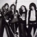 James Hetfield, Dave Mustaine, Lars Ulrich, Ron McGovney