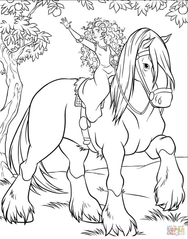 Inspired Photo Of Brave Coloring Pages Entitlementtrap Com Disney Princess Coloring Pages Princess Coloring Pages Kids Printable Coloring Pages