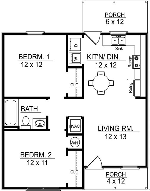 Tiny House Plans Range From Square Feet And Include Most Design Styles With  Thousands Of Micro Or Mini Floor Plans To Choose From.