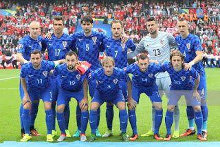 EQUIPOS DE FÚTBOL: SELECCIÓN DE CROACIA en la Eurocopa 2016