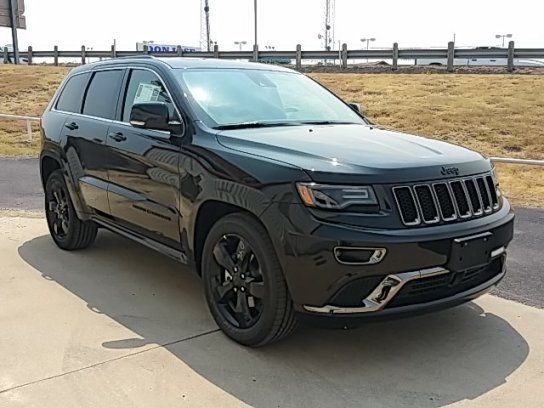 Cars for Sale: $45,124 - 2015 Jeep Grand Cherokee 2WD Overland