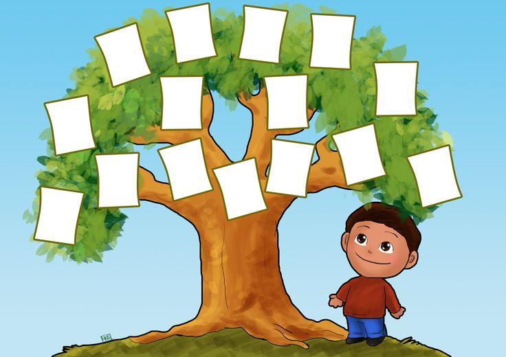 Animated family tree - photo#19