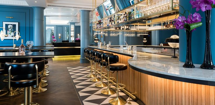 The Trafalgar St. James London, Curio Collection by Hilton Hotel, GB - Trafalgar Dining Room - Bar | SW1A