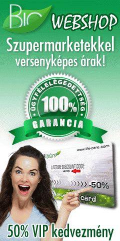BIO kosher vegan minősítésű termékek.