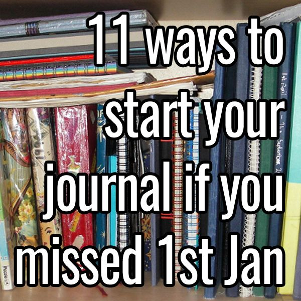 If you are thinking of starting a journal you may find these posts interesting. Why should you keep a personal journal? 15 different types of journals to keep 7 different books to use for a journal or diary 23 ideas for the first page of your journal or notebook How to start a personal journal11 ways to start your journal if you missed 1st January Extracts from my diary 25 years ago There is an Continue Reading …