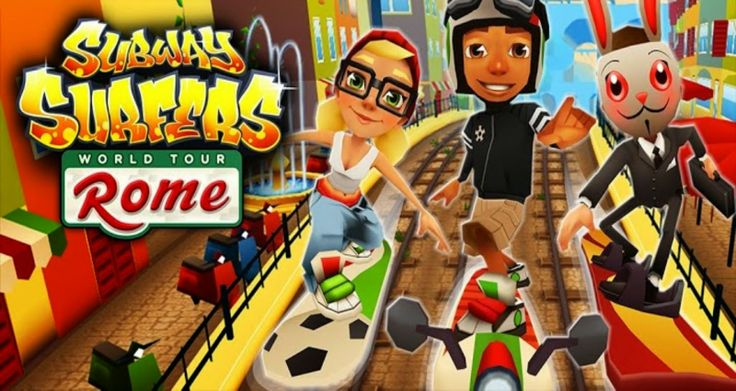 APK Android Games | Free Full Download APK Data for Android: Subway Surfers Apk v1.22.0 [Unlimited Money] Andro...