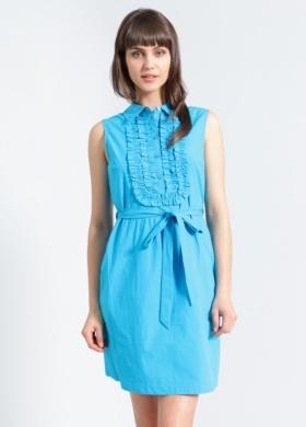 Vera Ruffled Dress