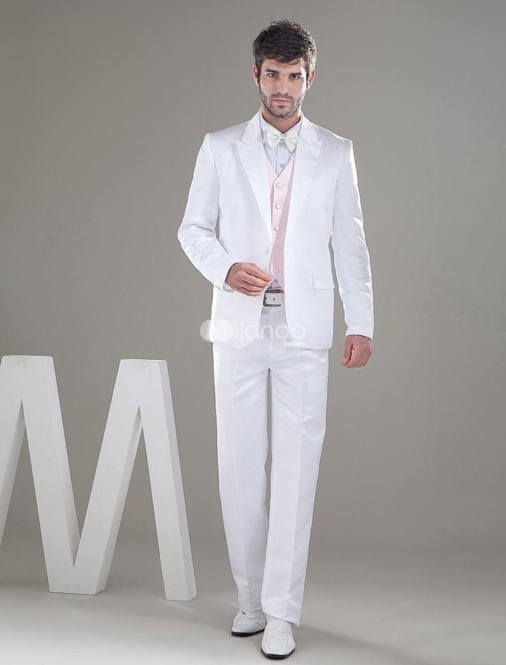 Best 25+ White tuxedo jacket ideas on Pinterest