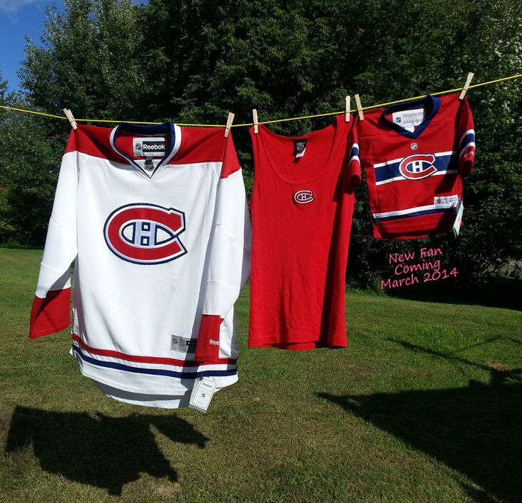 Our baby announcement #pregnancy #habs #baby