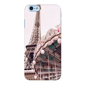 Paris Carousel iPhone Six Case