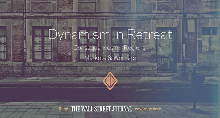 Dynamism in Retreat - Economic Innovation Group