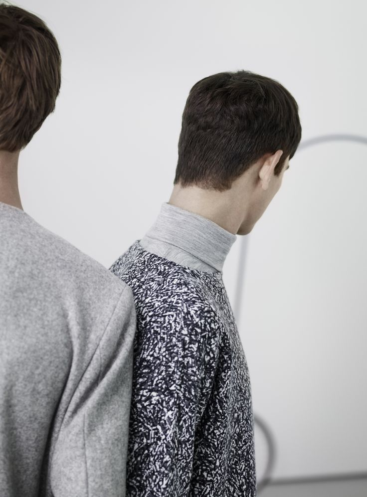 COS | Autumn and Winter 2015 Menswear