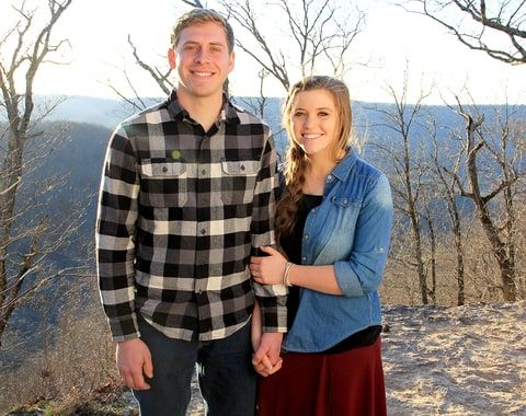 Joy-Anna Duggar and Austin Forsyth got engaged on Thursday, March 2, Us Weekly can exclusively reveal — read their reactions!