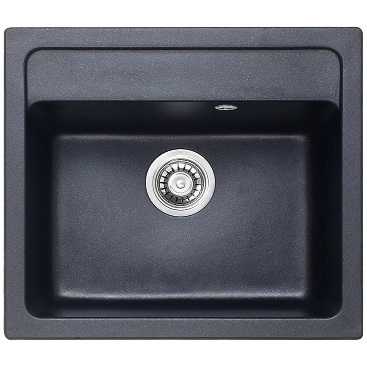 Find Noir 570 Granite Composite Sink Single Bowl At Bunnings Warehouse.  Visit Your Local Store
